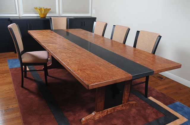 Dining Table Granite Table