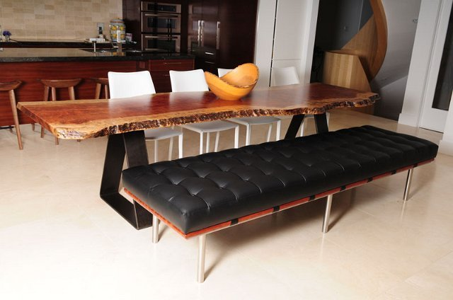Incredible Triangle Dining Table with Benches 640 x 424 · 46 kB · jpeg